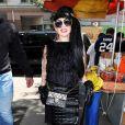 Lady Gaga, à New York le 18 juillet 2011.