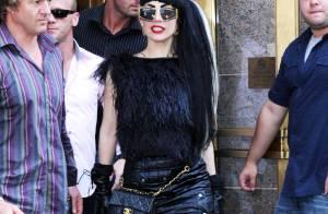 Lady Gaga de retour à New York et dans les bras de son ex ?