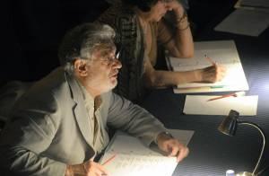 Placido Domingo, 70 ans, en pleine forme pour lancer son grand concours