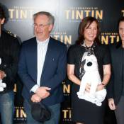 Steven Spielberg et Gad Elmaleh nous parlent de leur fameux Tintin