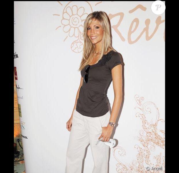Alexandra Rosenfeld le 9 juin 2008 à Paris