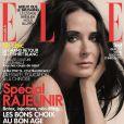 Demi Moore en couverture du magazine  Elle France  de février 2011.
