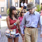 Woody Allen : Papa-poule avec ses ravissantes filles, il sème des bisous