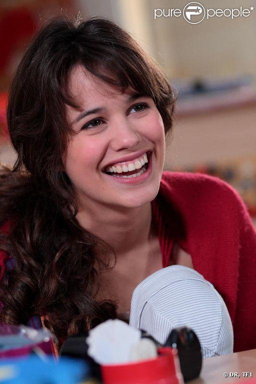 Lucie Lucas, interprète du personnage de Clem dans la série éponyme.