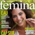 La couverture du Version Femina n° 486 du 25 au 31 juillet 2011