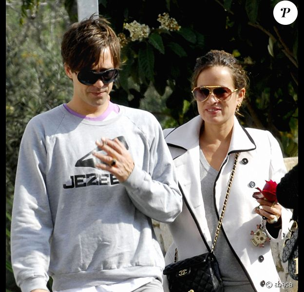 Jade Jagger en bonne compagnie à Ibiza