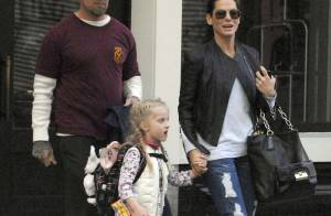 Jesse James, l'ex de Sandra Bullock, remporte enfin la garde de sa fille