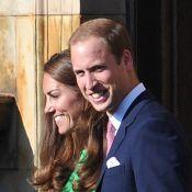 Mariage de Zara Phillips : Kate et William superbes la veille du jour J