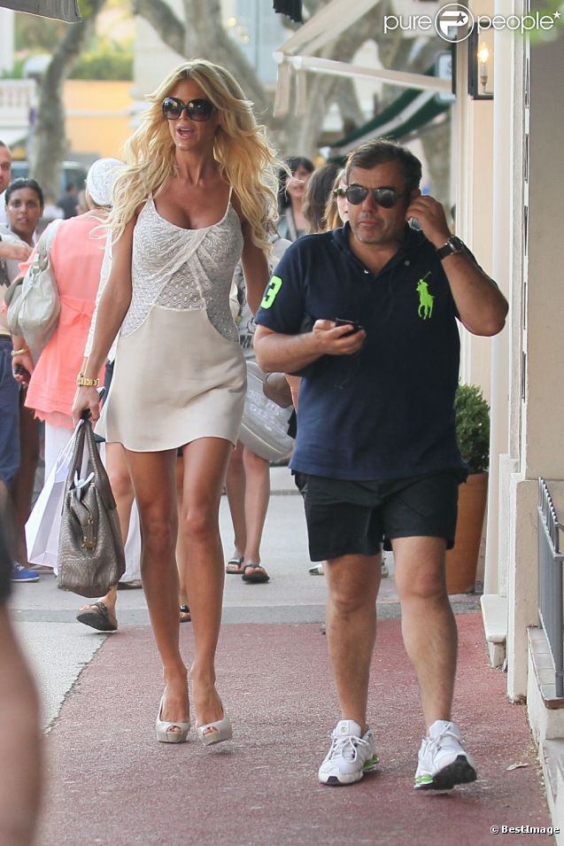 Victoria Silvstedt couple