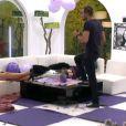 Geof et Aurélie règlent leurs comptes dans Secret Story 5