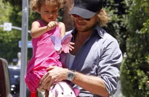 Gabriel Aubry, ex d'Halle Berry : sa fille Nahla le chouchoute toujours autant