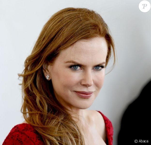 Nicole Kidman en février 2011