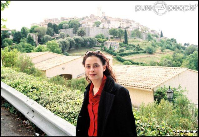 Aurore Drossart en 1997