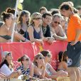 Comme chaque année lors de la trêve estivale, c'est sur son île natale de Majorque que Rafael Nadal s'est ressourcé en juillet 2011. Chouchouté par sa belle amoureuse, Francisca 'Xisca' Perello...