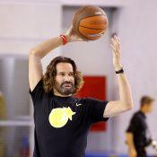 Frédéric Beigbeder : Quand il s'essaye au basket, ce n'est pas triste