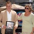 Matt Damon et sa maman