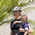 Gwen Stefani et son fils