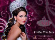 Cynthia de la Vega, Miss Mexique, destituée pour une histoire de poids
