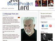 Jon Lord, icône de Deep Purple, révèle son combat contre le cancer