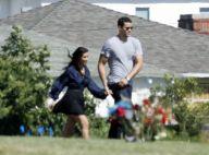 Kim Kardashian : Avant son mariage, elle se fait filmer sur la tombe de son père