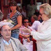 Jacques Chirac le Tropézien : Les jolies filles sautent à son cou, Bernie sévit