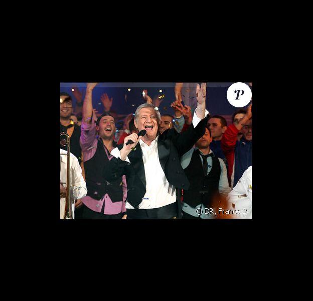Patrick Sébastien anime Le plus grand cabaret du monde depuis douze saisons !