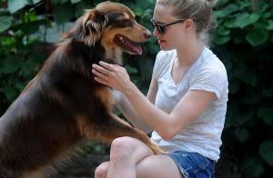 Amanda Seyfried : Le coeur brisé, elle retrouve le sourire avec Finn