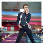 Agyness Deyn joue de son charme androgyne pour un mythe anglais