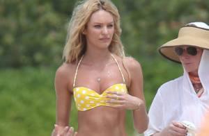 Candice Swanepoel : Avec mille et un bikinis, elle est infiniment sexy