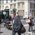 Christophe Hondelatte, à Paris, en septembre 2010.