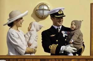 Croisière des royaux danois : Jumeaux superstars et couple princier romantique