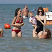 Sofia Coppola : Une future mariée détendue avec ses deux fillettes