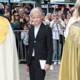 Célébration des 10 ans de mariage du prince Haakon et de la princesse Mette-Marit à Oslo, le 25 août 2011