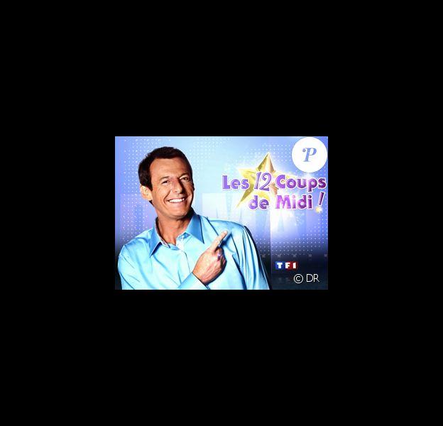 Jean-Luc Reichmann présente Les Douze Coups de Midi sur TF1 chaque jour à 12h00.