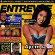 Le magazine  Entrevue  en kiosques le vendredi 26 août 2011.