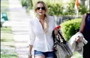 PHOTOS : Lindsay Lohan est belle... en cuisse !