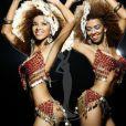 Keilyn Gomez, Miss Honduras, pose en danseuse de samba pour le concours de Miss Univers (le 12 septembre)