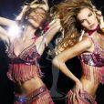 Xhesika Berberi, Miss Albanie, pose en danseuse de samba pour le concours de Miss Univers (le 12 septembre)