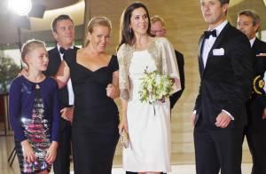 La princesse Mary et Frederik soignent leur style, pour la grand-messe du design