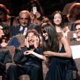 Al Pacino, complice avec Lucila Sola, lors du festival de Venise le 4 septembre 2011, pour la présentation du film Wilde Salome. Il reçoit également un prix d'honneur