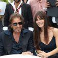 Al Pacino et Lucila Sola lors du festival de Venise le 4 septembre 2011
