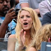 US Open 2011 : Blake Lively sublime, Amanda Seyfried en charmante compagnie
