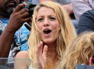US Open 2011 : Blake Lively sublime, Amanda Seyfried en charmante compagnie