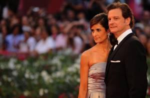 Venise 2011 : Colin Firth, royal avec sa bien-aimée, non loin de Rocco Siffredi