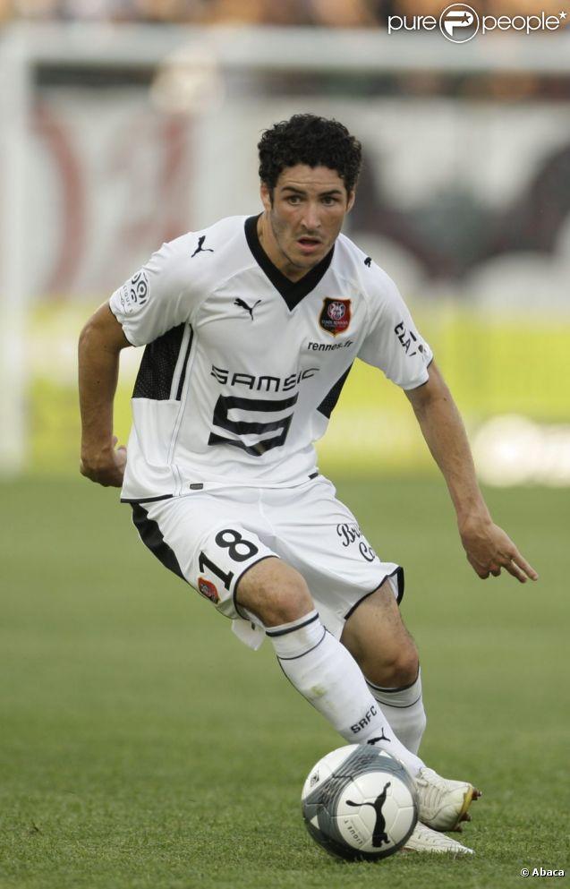 Fabien Lemoine, footballer évoluant à Saint-Etienne et petit miraculé est devenu papa le 2 septembre 2011