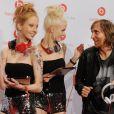 David Guetta pour le lancement des casque Beats Mixr, à Berlin le 6 septembre 2011