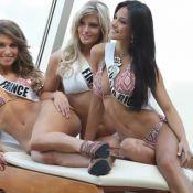 Miss Univers 2011 : Leur dure vie pour rentrer dans leur itsy bitsy petit bikini