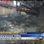Jack Nicholson : Sa maison à Hollywood ravagée par un incendie, deux blessés