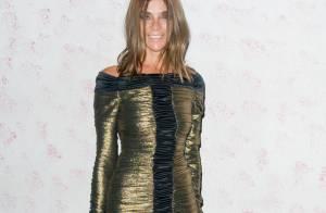 Carine Roitfeld, star du disco pour une soirée avec Valentino et Doutzen Kroes