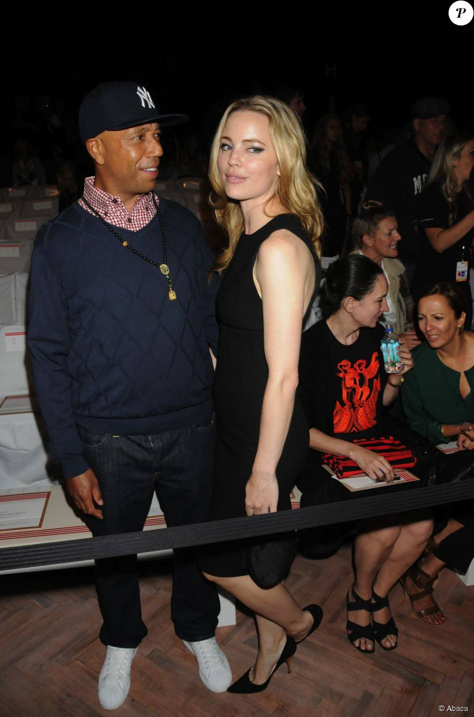is melissa george dating russell simmons
